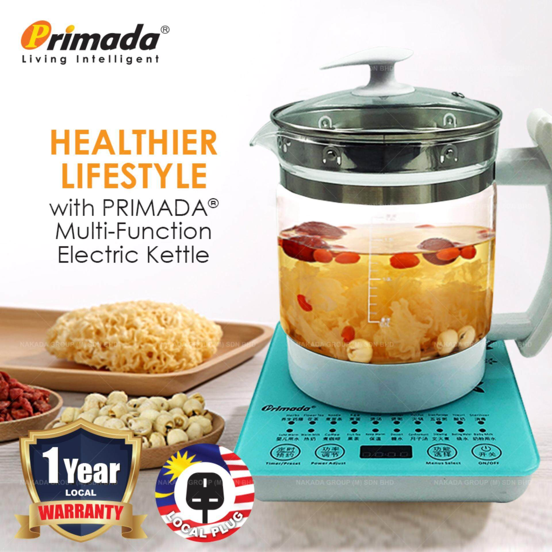 Primada Multifunction Electric Kettle Ps602 Ps602