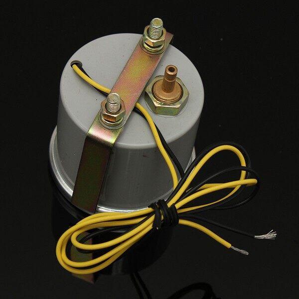 Gauges & Meters - MaSmoke Len Car LED Turbo Boost Gauge Meter Pointer - Car Accessories
