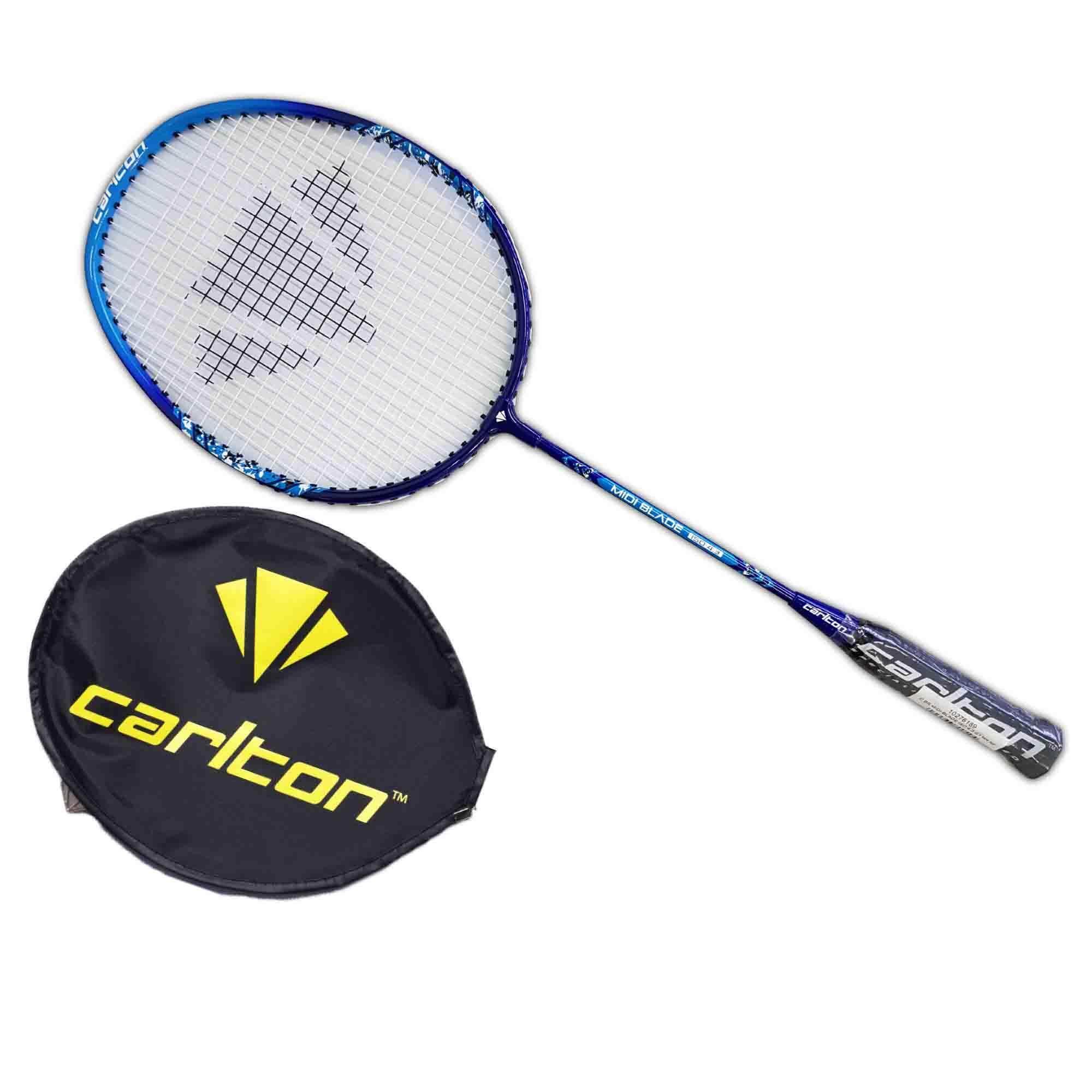 Carlton Badminton Racket Midi Blade Iso 4.3 For Kid