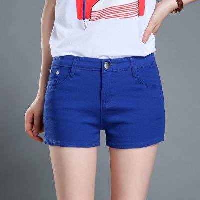 (PreOrder14 Days  JYS Fashion Korean Style Women Jeans Pant Collection-5216095col521-6095--Polo BLue -25