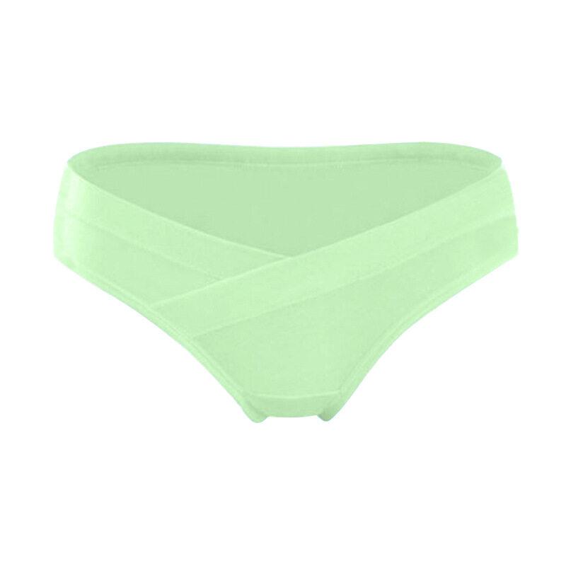 Maternity Panties Underwear Women Pregnant Pregnancy Low Waist Panties Seluar Dalam Mengandung