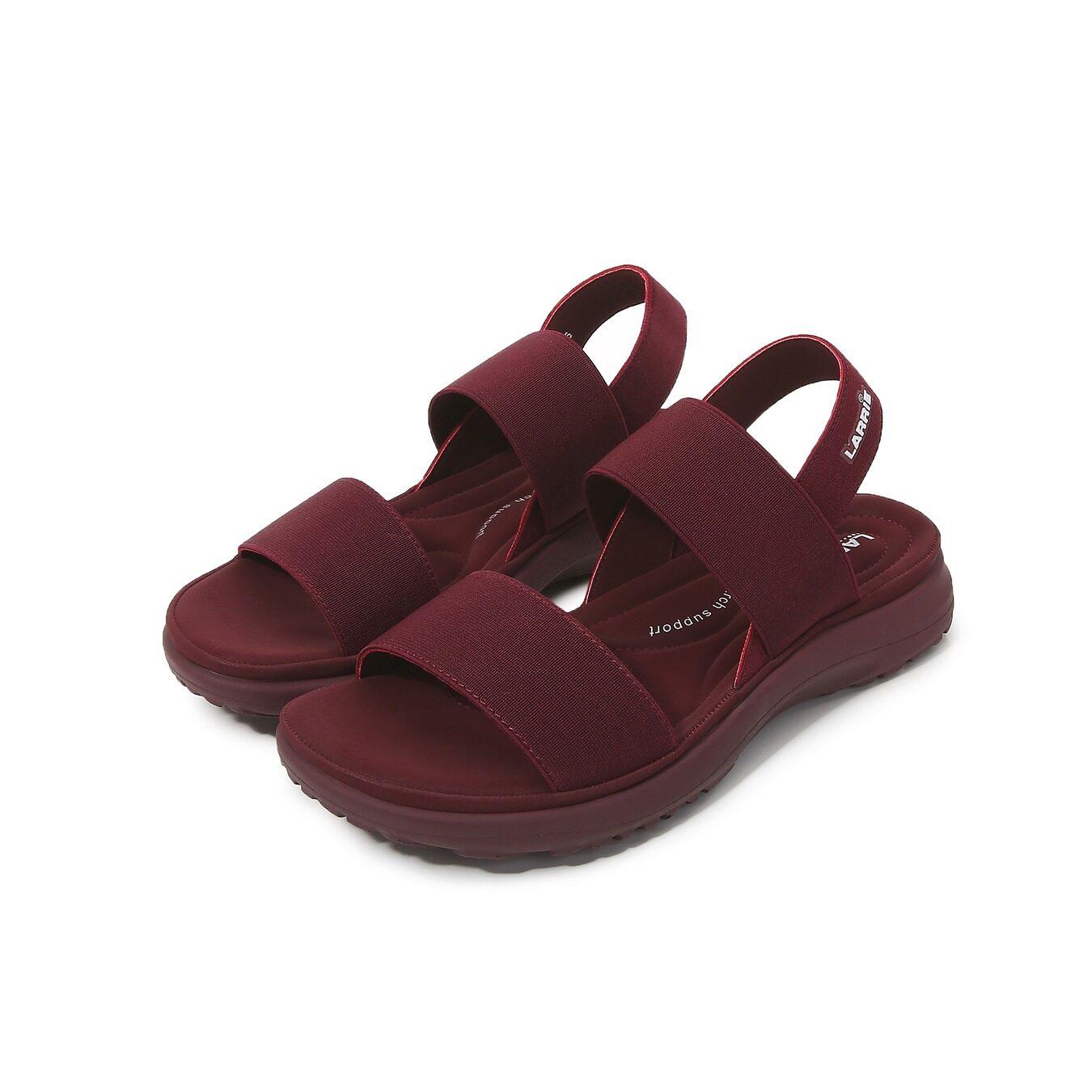 LARRIE Kasut Perempuan Strap Lifestyle Casual Women's Sandal - L92002-CV01SV