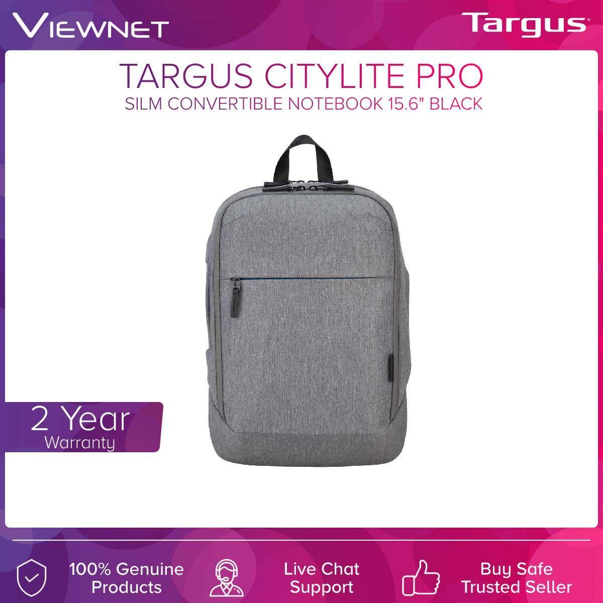 Targus Citylite Pro Slim Convertible 15.6