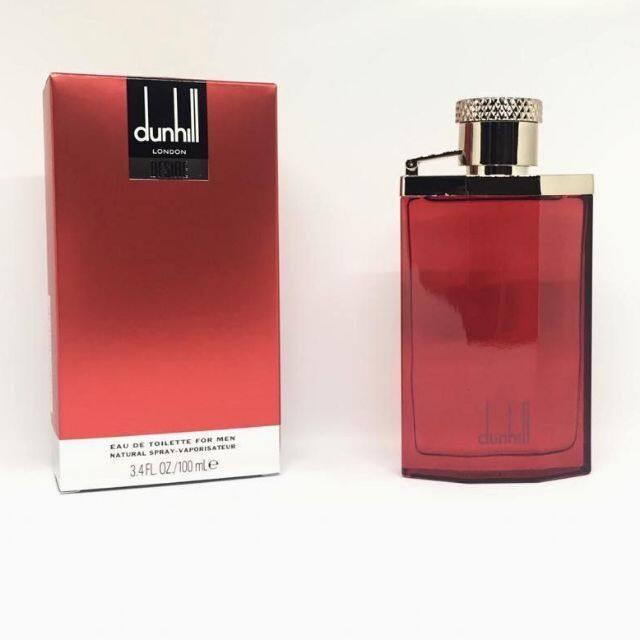 Ori Box HQ_Dunhil_Desire Red EDT Perfume For Men 100ml