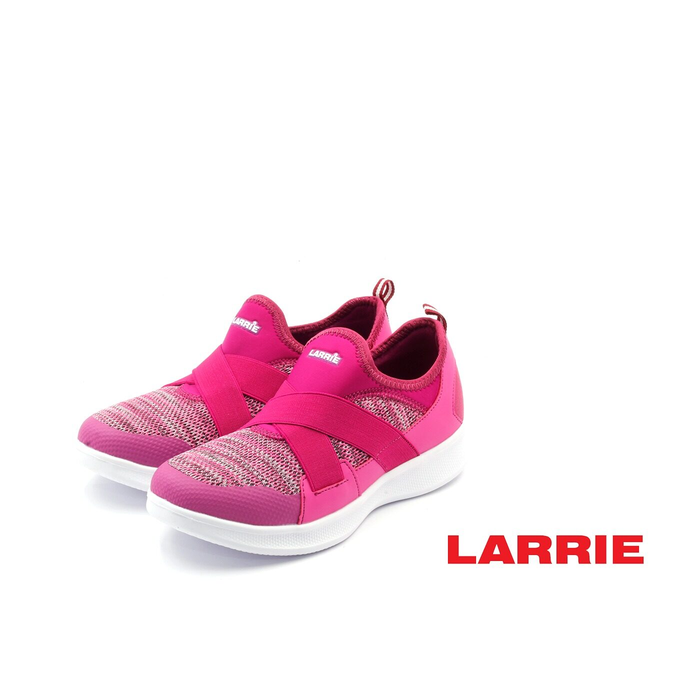 LARRIE Kasut Perempuan Secure Lightweight Sporty Sneakers Women - L61906-KN01SV