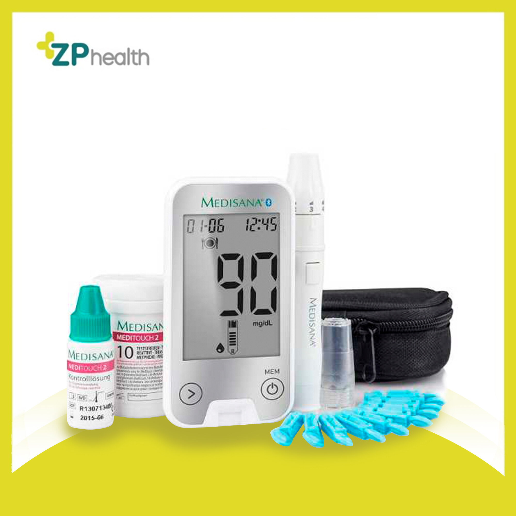 Medisana MD2 Connect Glucose Meter