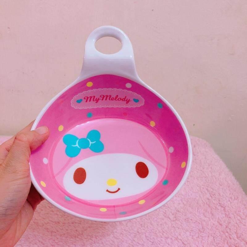 Hello Kitty My Melody Pet Food Bowl Cat Dog  Bowl