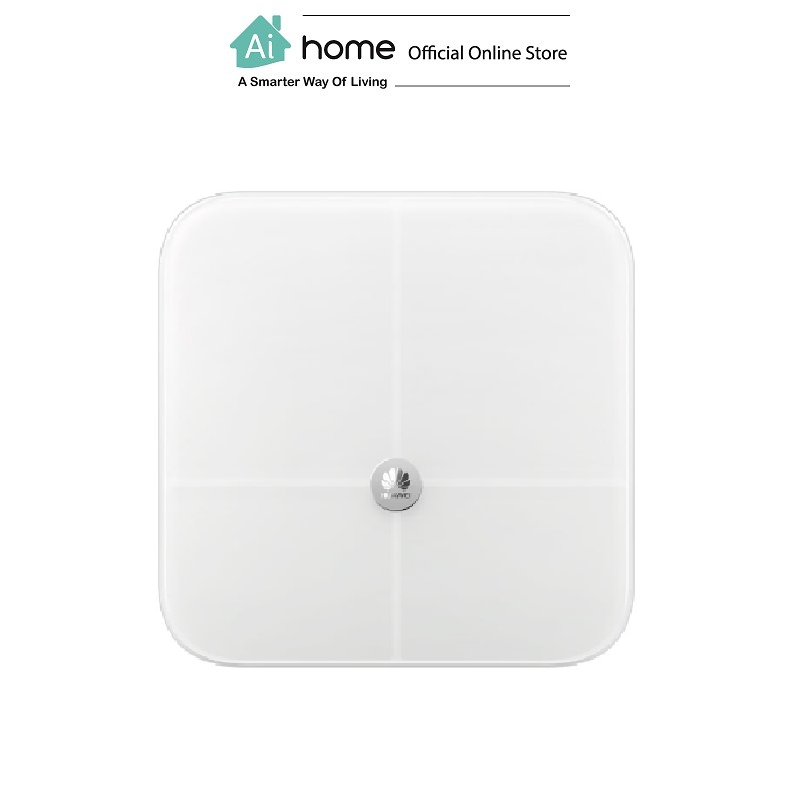 HUAWEI Body Fat Scale AH100 (White) with 1 Year Malaysia Warranty [ Ai Home ]