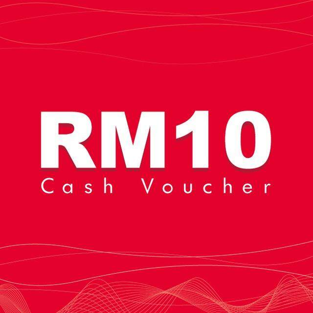 RM10 Sushi King Cash Voucher