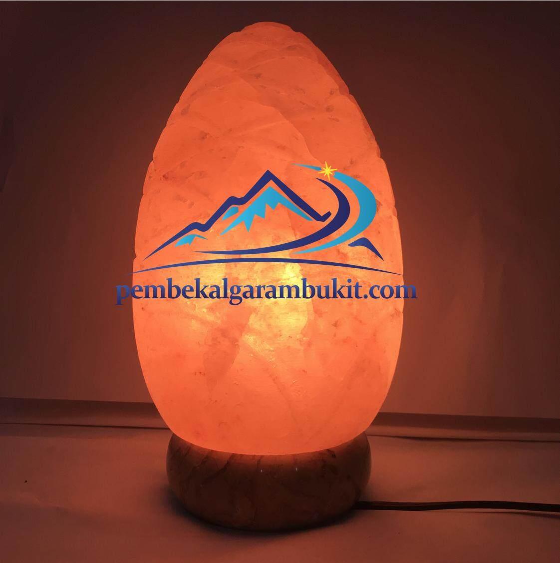 Lampu Garam Bukit Bentuk Nenas Himalayan Salt Crystal Lamp Pineapple