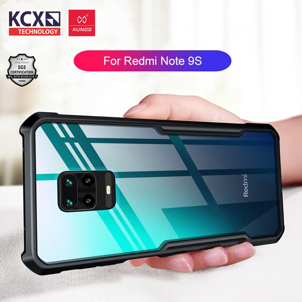 XUNDD Redmi 10X 4G / Redmi Note 9 / Redmi Note 9S / Redmi Note 9 Pro casing cover case