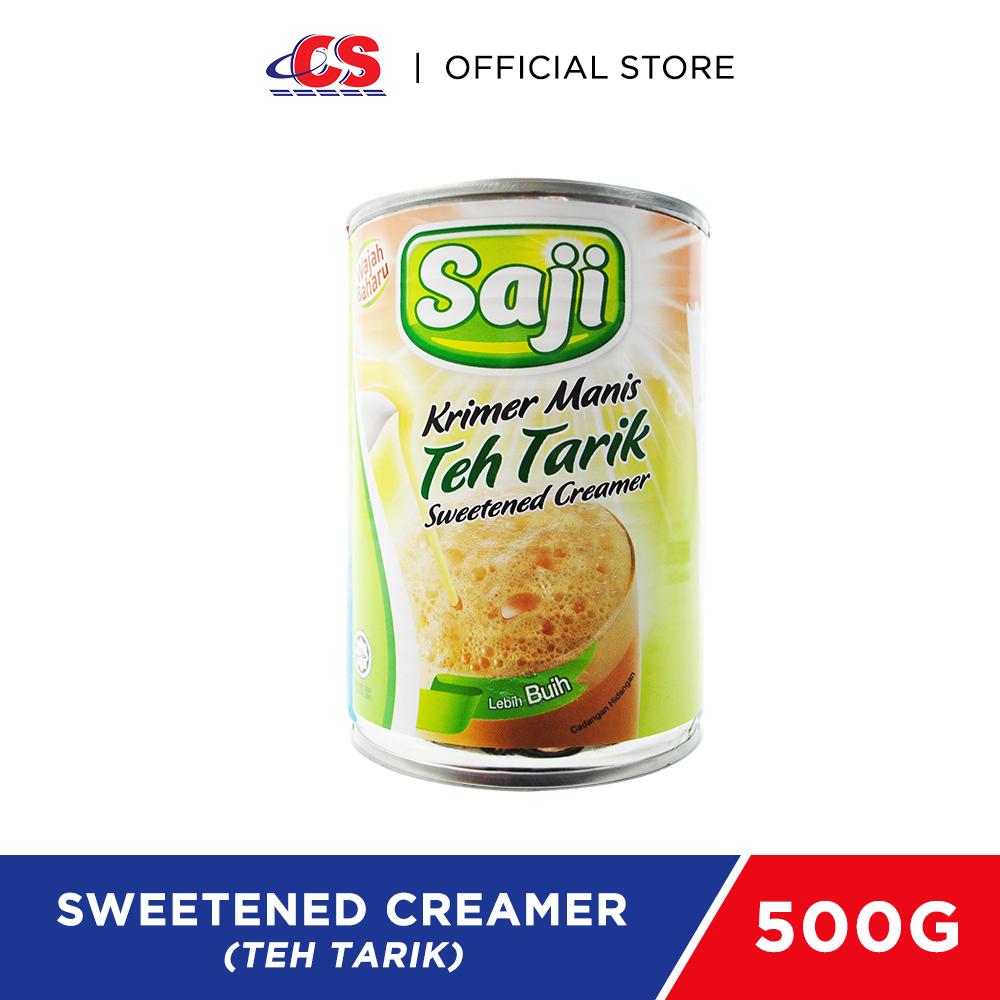 SAJI Teh Tarik Sweetened Creamer 500g