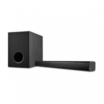 32  Bluetooth / Line In / Coaxial / Optical Soundbar with Wired Subwoofer SR215Y