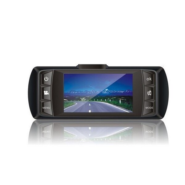 Sports & Action Cameras - HD 1080P Amkov 2.7 inch Camcorder Sport Driving Motion Video Camera - BLACK