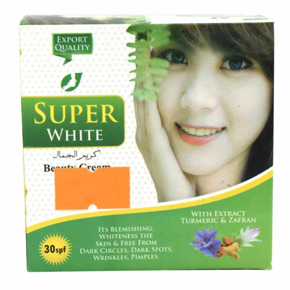 Super White Beauty Cream (Premium Quality) Special Price