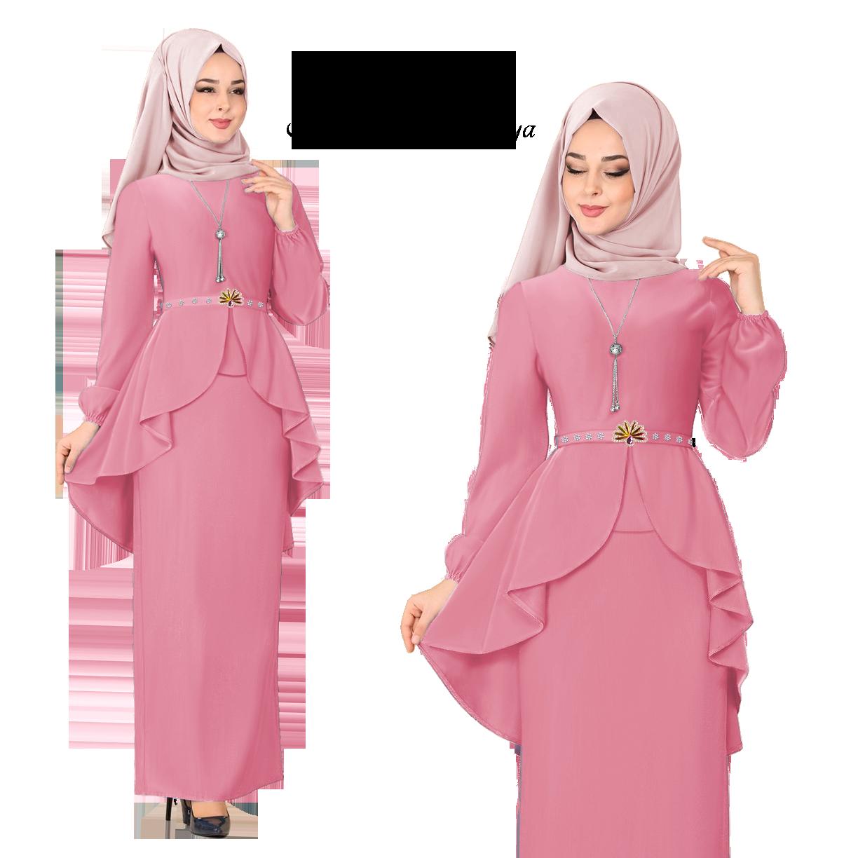 Harga KM Fashion Baju Kurung Modern New Season Baju Raya ( Hot & Trendy ) ( Ready Stock ) 2020