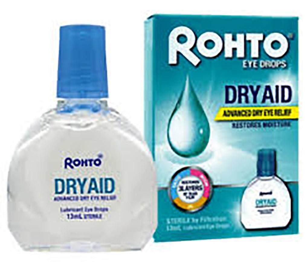 ROHTO DRY AID EYEDROPS 13ML