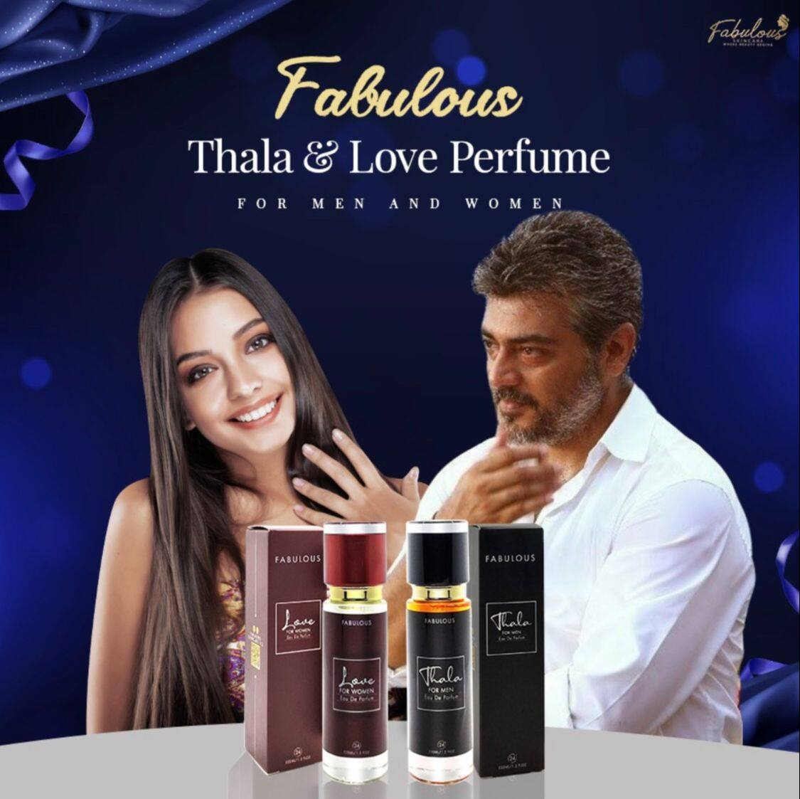 Fabulous Perfume with Gift box (Love ) For Women - Best Gift