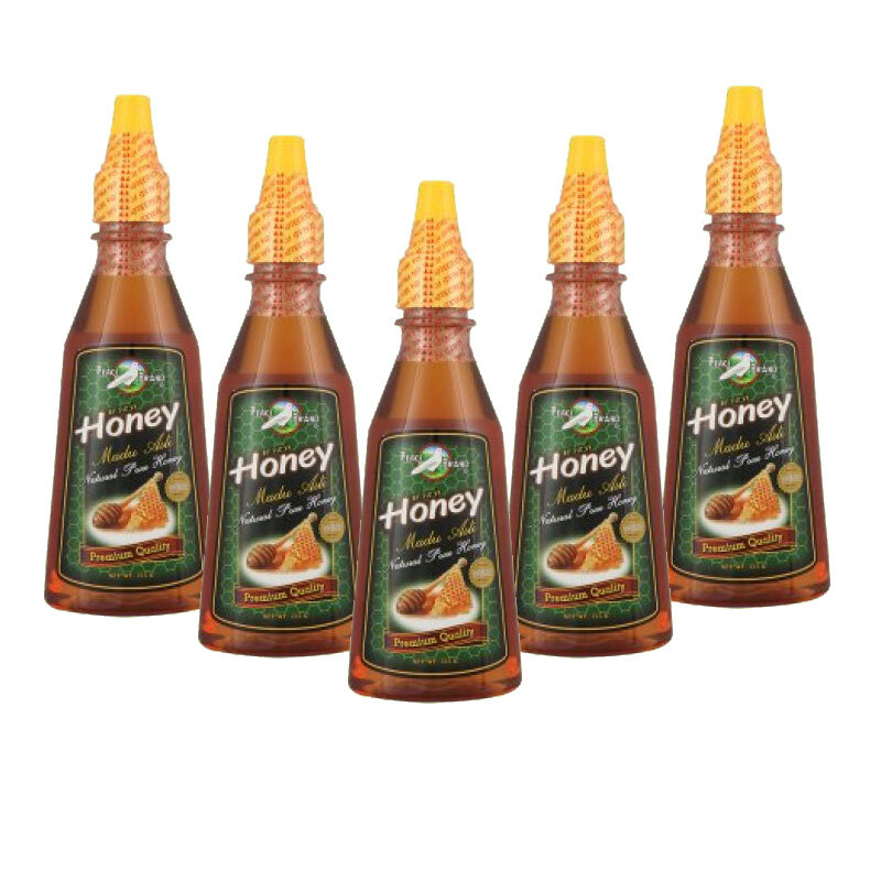 Peace Brand Honey 375ml x 5