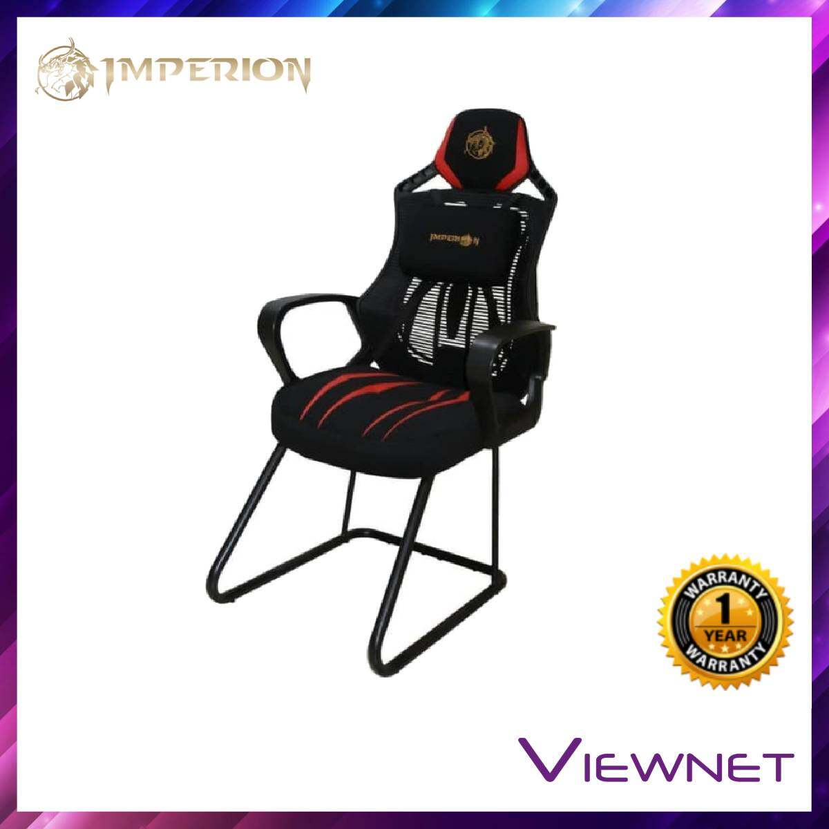 Imperion Aranean Black/Red Gaming Chair