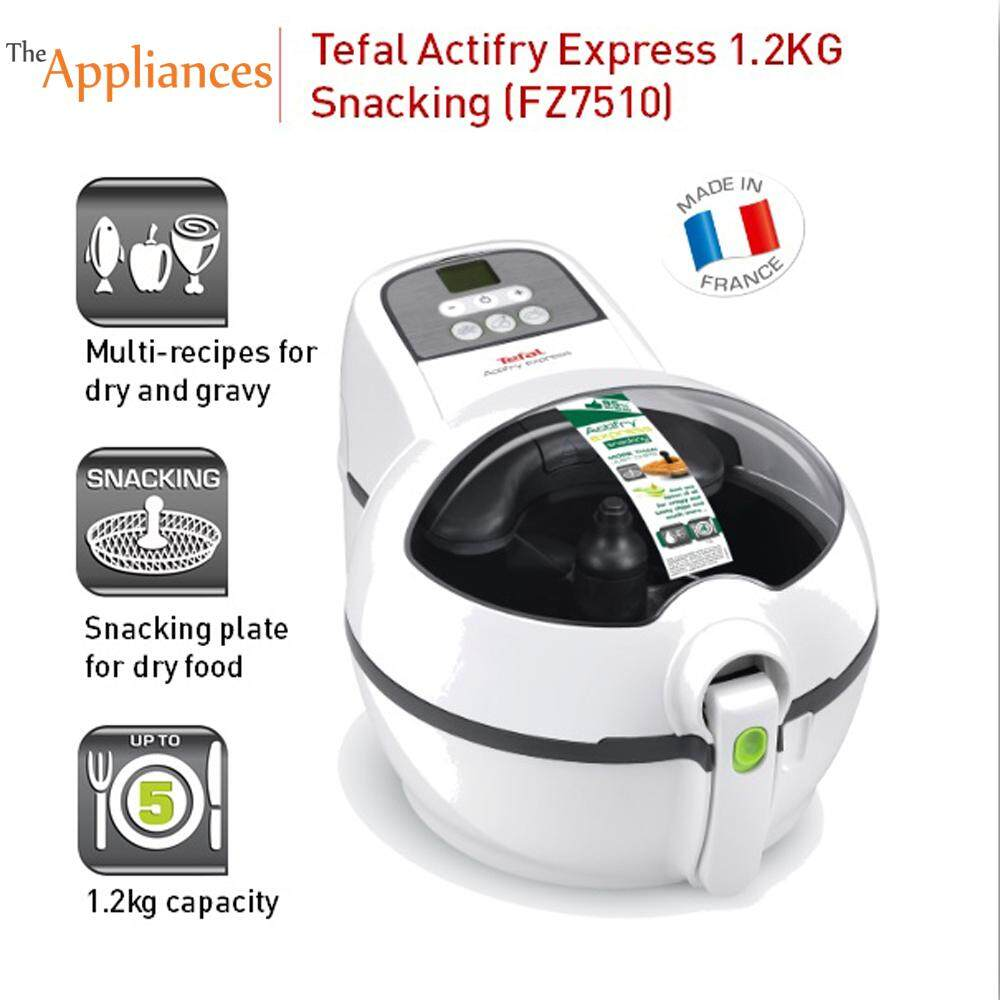 Tefal Air Fryer Actifry Express 1.2KG [Made In France]
