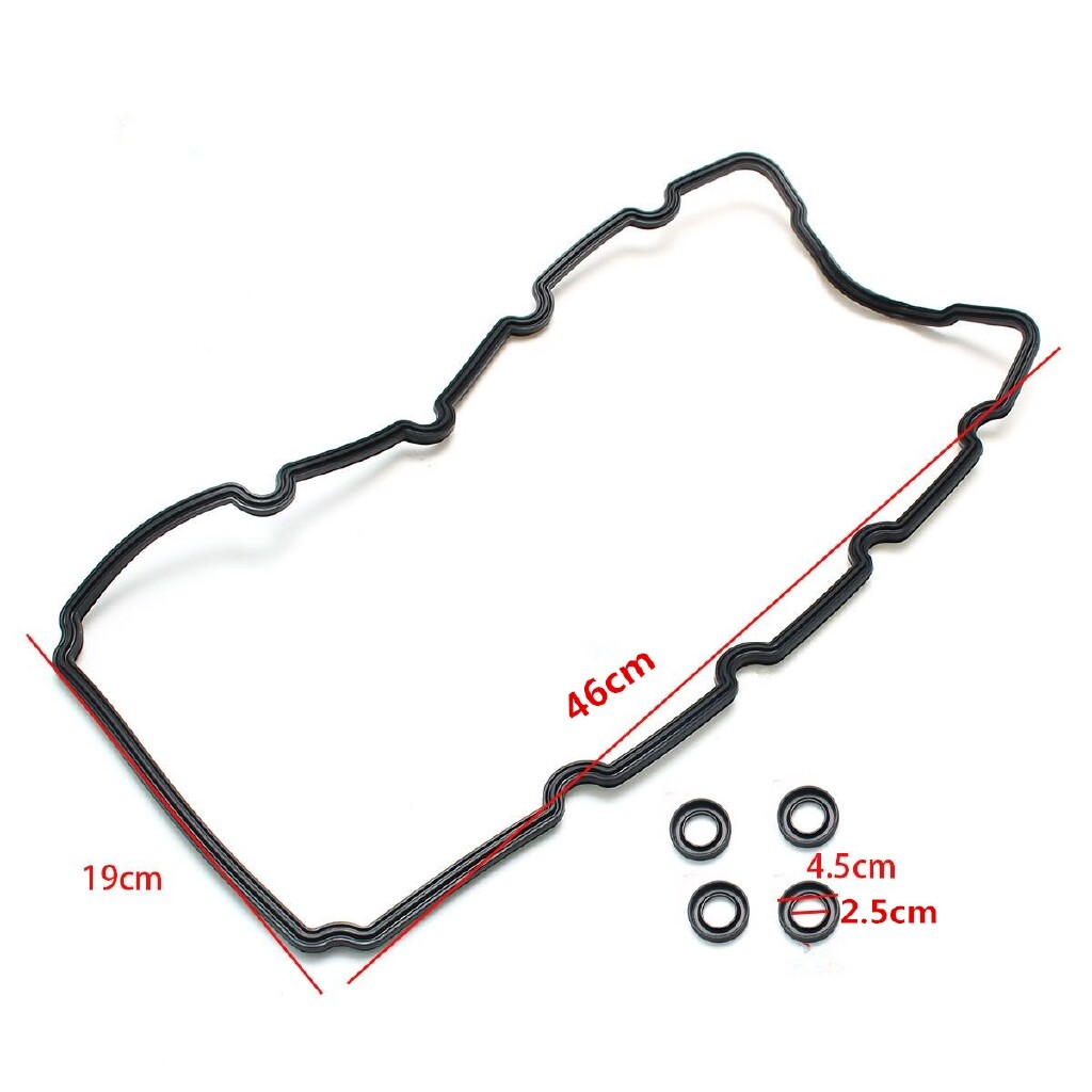 Engine Parts - Engine Valve Cam Cover Gaskets SET For BMW MINI Cooper 1.4 & 1.6 16V TRITEC - Car Replacement