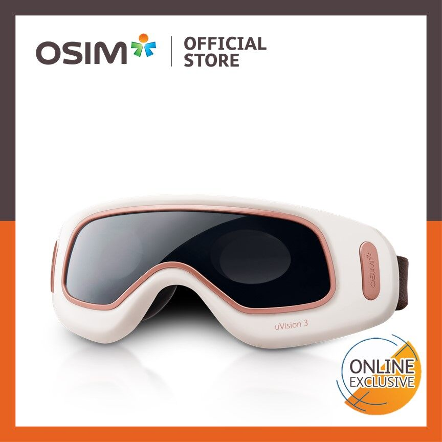 OSIM uVision 3 Eye Massager