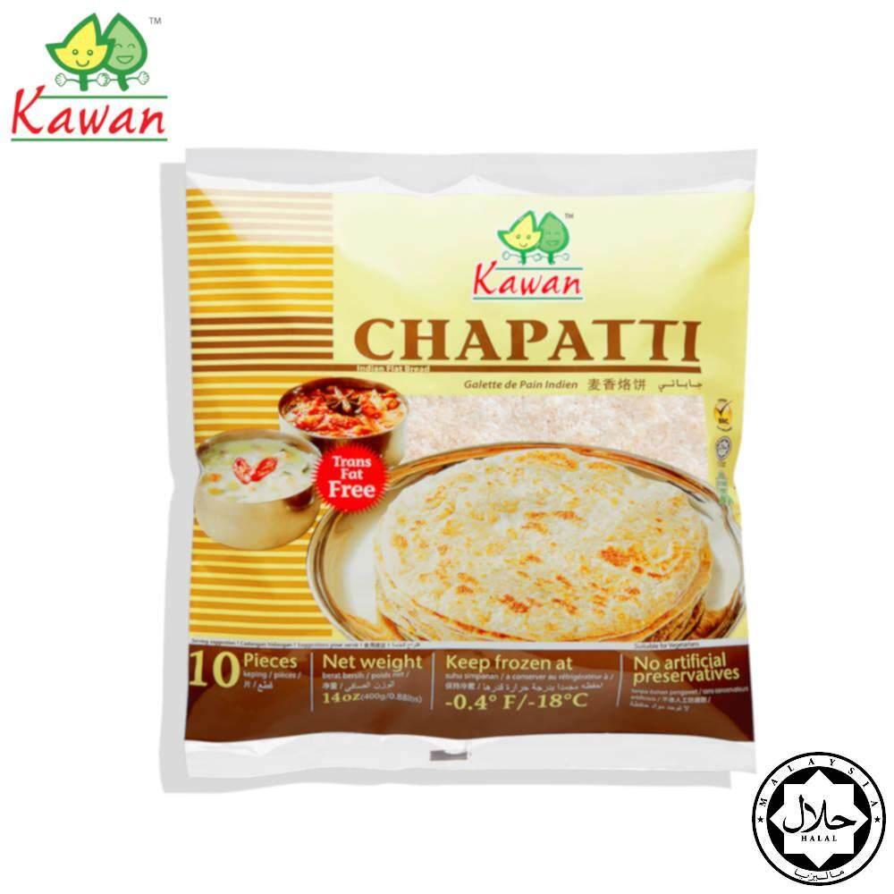 KAWAN Roti Chapatti (10 pcs - 400g)