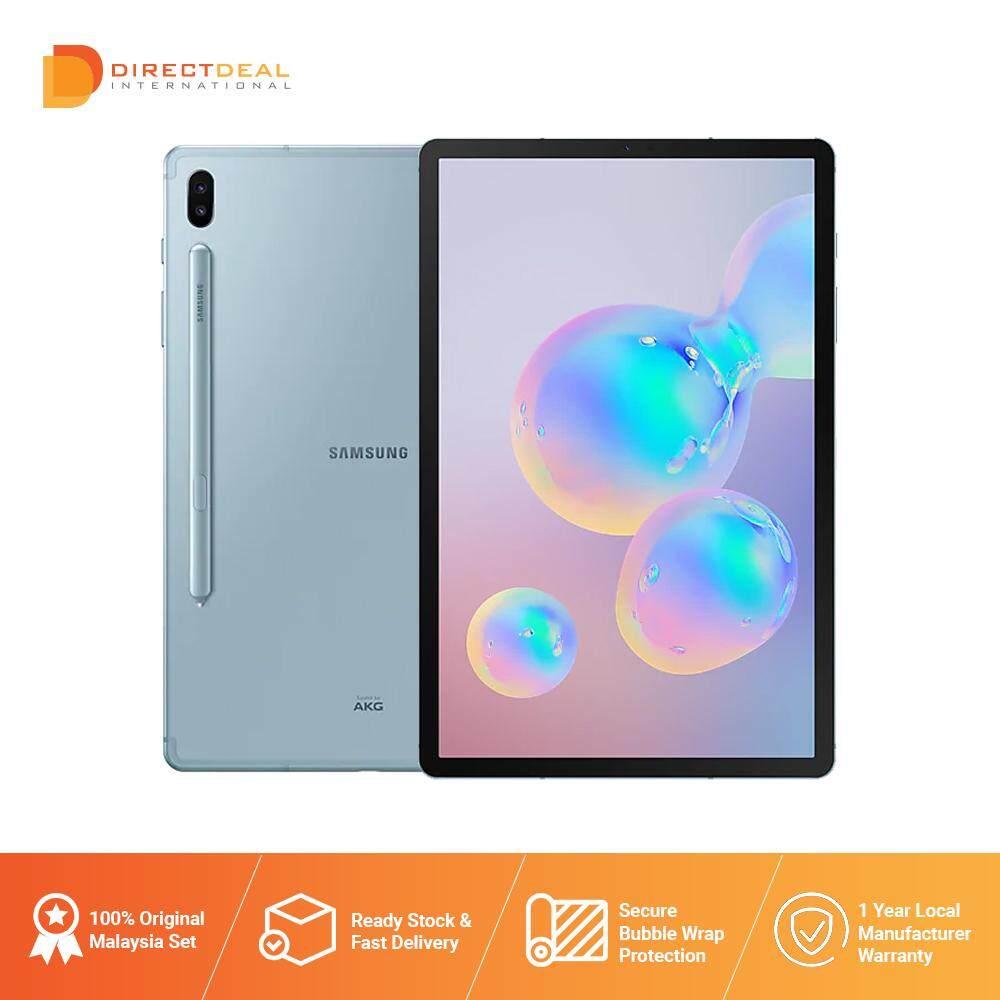 Samsung Galaxy Tab S6 10.5 S PEN 6GB + 128GB (4G)- T865 Tablet (MY SET) 1 Year Warranty
