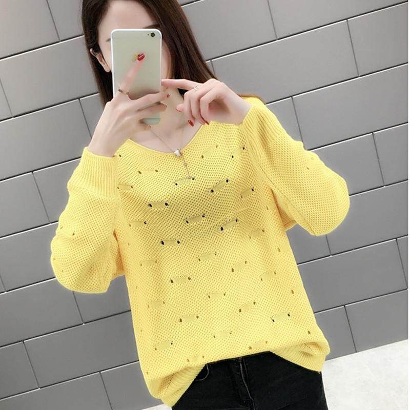 JYS Fashion Korean Style Women Knit Top Collection 512-7921