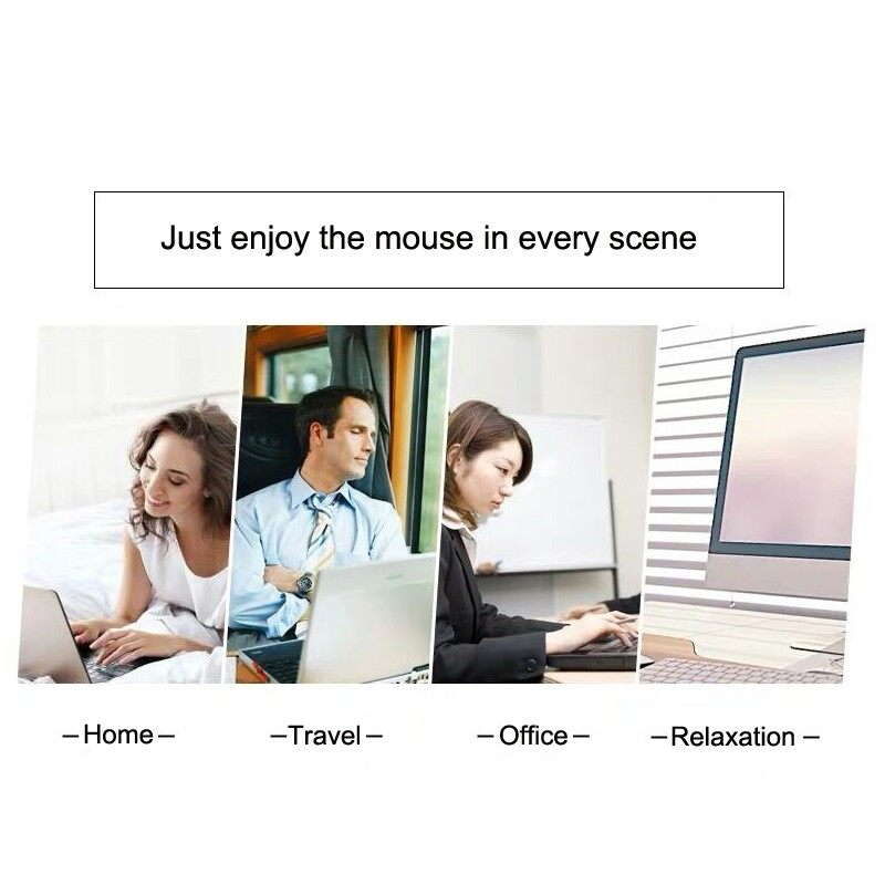 Rechargeable Optical WIRELESS Mouse Slient MINI Optical ULTRAthin USB 2.4G Mice for - WHITE-WIRELESS / WHITE-ONLY MOUSE PAD / PINK-WIRELESS / PINK-ONLY MOUSE PAD / SILVER-WIRELESS / SILVER-ONLY MOUSE / ROSE GOLD-WIRELESS / ROSE GOLD-ONLY / MATTE / MA