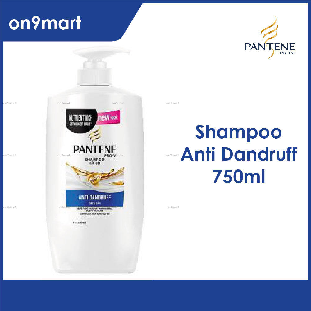 Pantene Pro-V Anti Dandruff Hair Shampoo 750ml