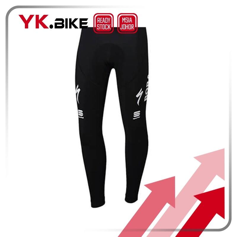 YKBIKE [LOCAL READY STOCK] Cycling Jersey Long Sleeve Cycling Pant Bike Bicycle Long Pant Gel Padding MTB Racing Bike APL68