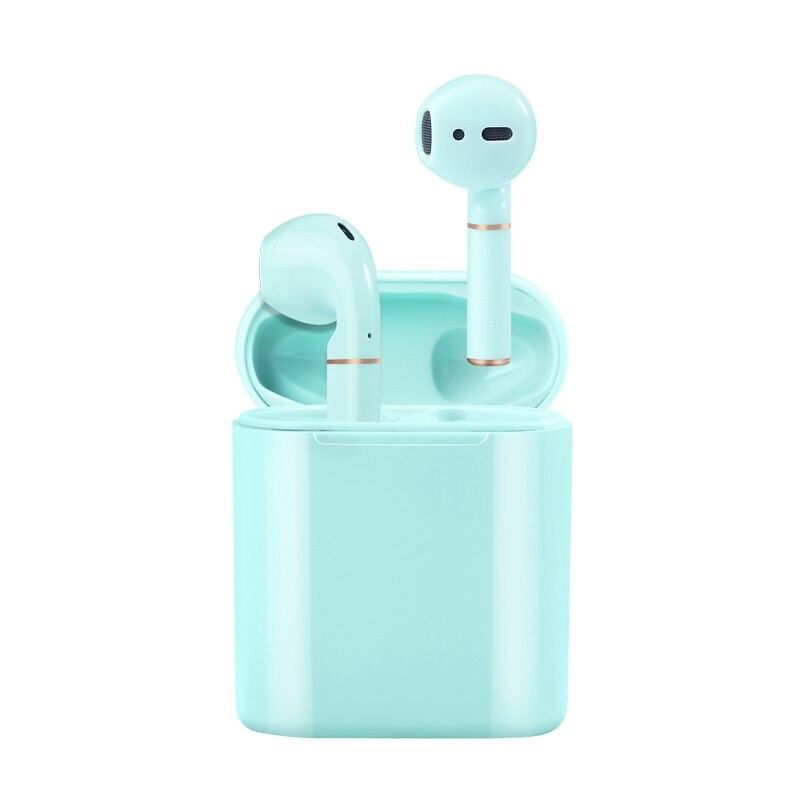 On-Ear Headphones - X20S MINI BLUETOOTH 5.0 Earphone Touch WIRELESS HiFi Stereo Headphones with Charging Box for - BLACK / BLUE / WHITE