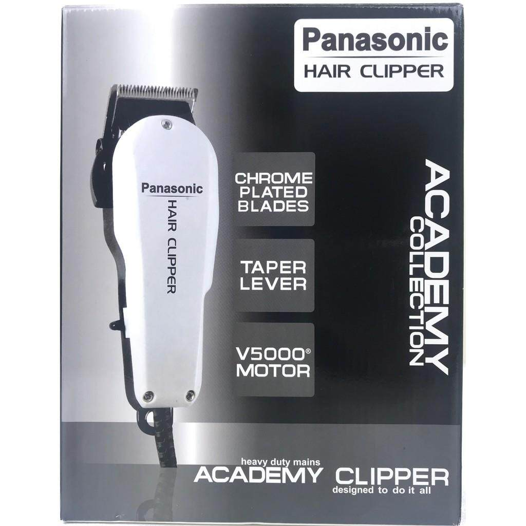 (**2020 Promosi**) PANASONIC HAIR CUTTER MACHINE PS 206 HEAVY DUTY, FOR PROFESSIONAL. HAIR CLIPPER, 5000V.MOTOR
