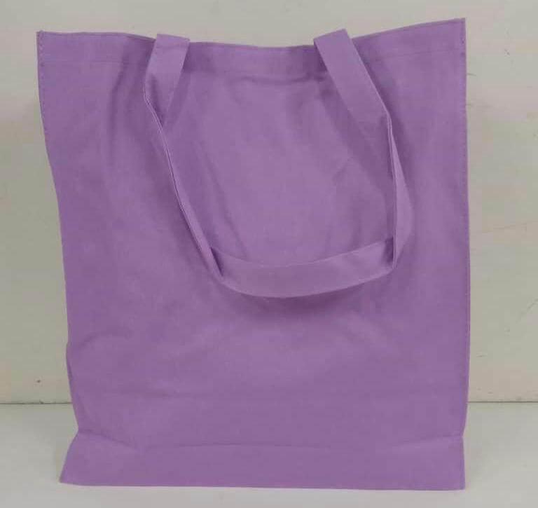 Poly-Pac XM9861 Korean Style Canvas Tote Bag