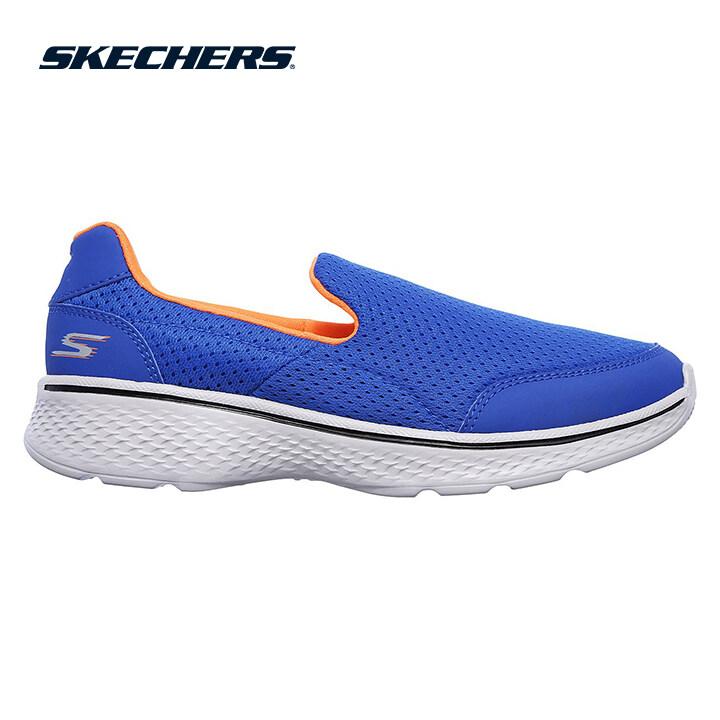 Skechers Go Walk 4 Boys Performance Shoe - 95710L-BLOR