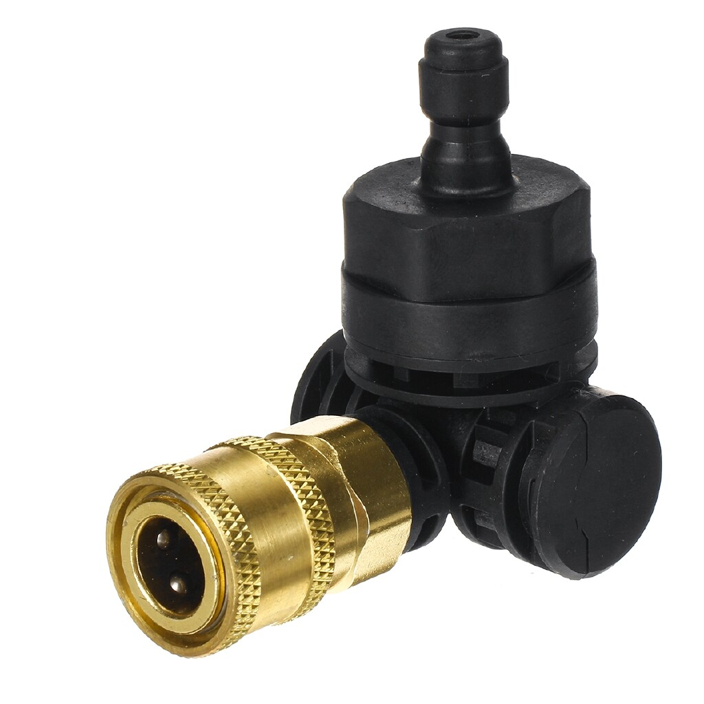 Wash & Wax - Car Pivot Nozzle Washer Accessory Tool Fit For WORX WA4039 HydroShot Washer - Car Care