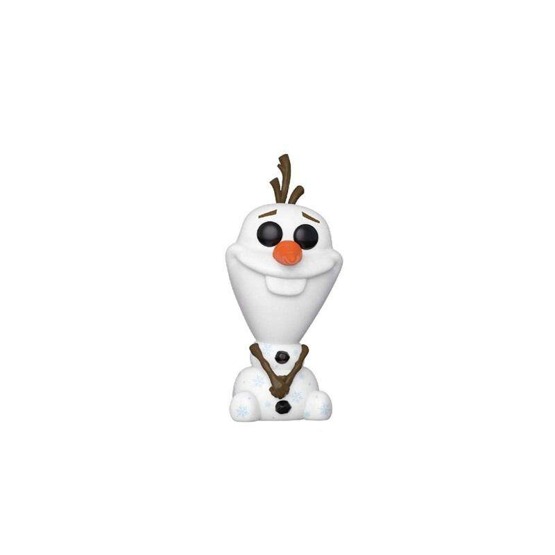100% DISNEY AUTHENTICFunko Pop ! Disney Frozen 2 : Olaf - Toys For Girls And Boys