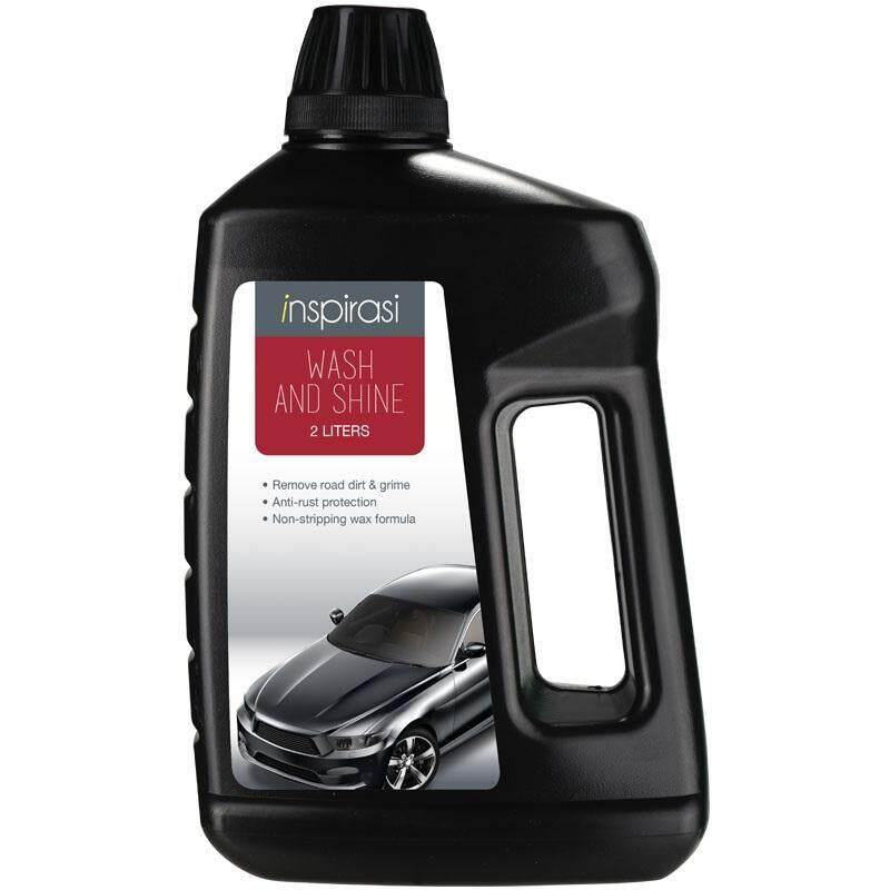 Inspirasi Wash & Shine Car Shampoo 2L