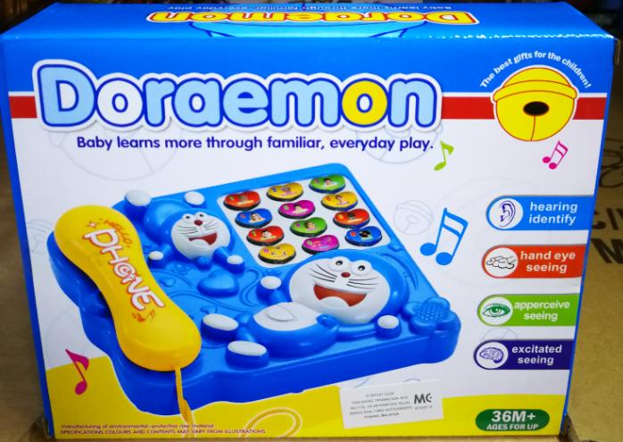 Kids Toy - Doraemon Hello Phone baby toys