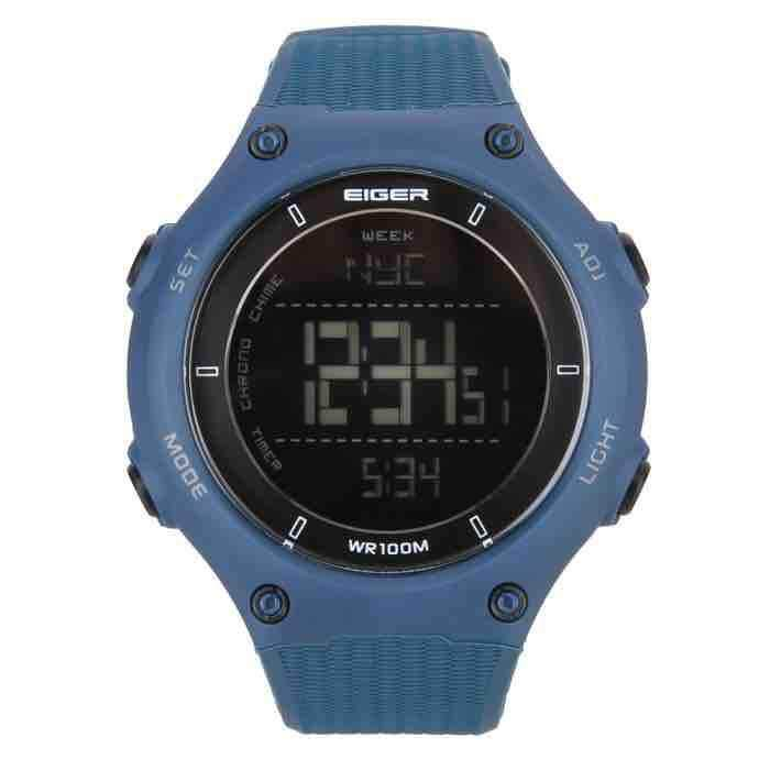 EIGER TOUSSIDE WATCH - BLUE