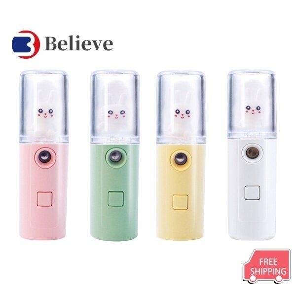 【Free Shipping】Nano Spray Beauty Moisturizer Humidifier Handheld Portable Can Spray Alcohol Disinfectant Eye Drops