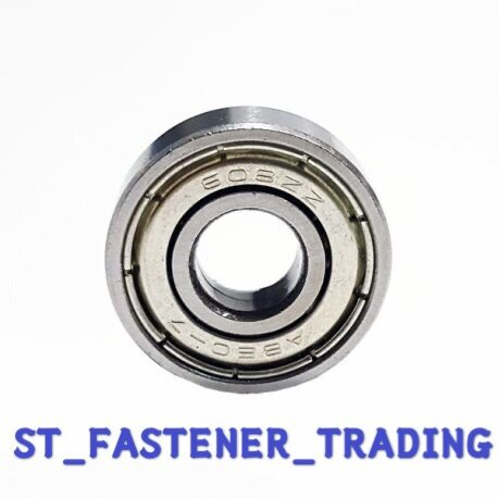 Taya Bearing / Kereta Solong Bearing (Oily & No Oily) 10Pcs