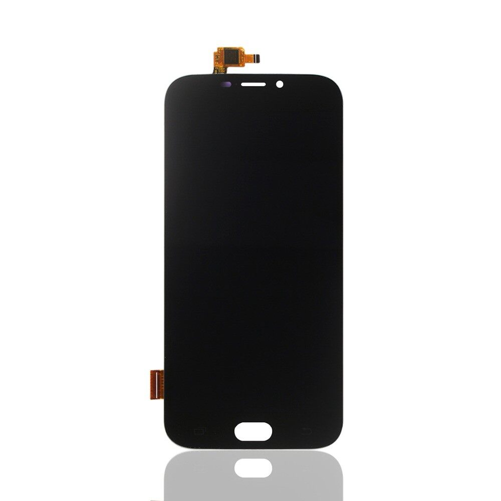 ORIGINAL Doogee X9 Pro 4G Phone Touch Digitizer Screen Assembly+Part LCD Display - WHITE / BLACK