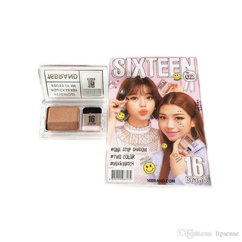 SIXTEEN EYESHADOW VIRAL
