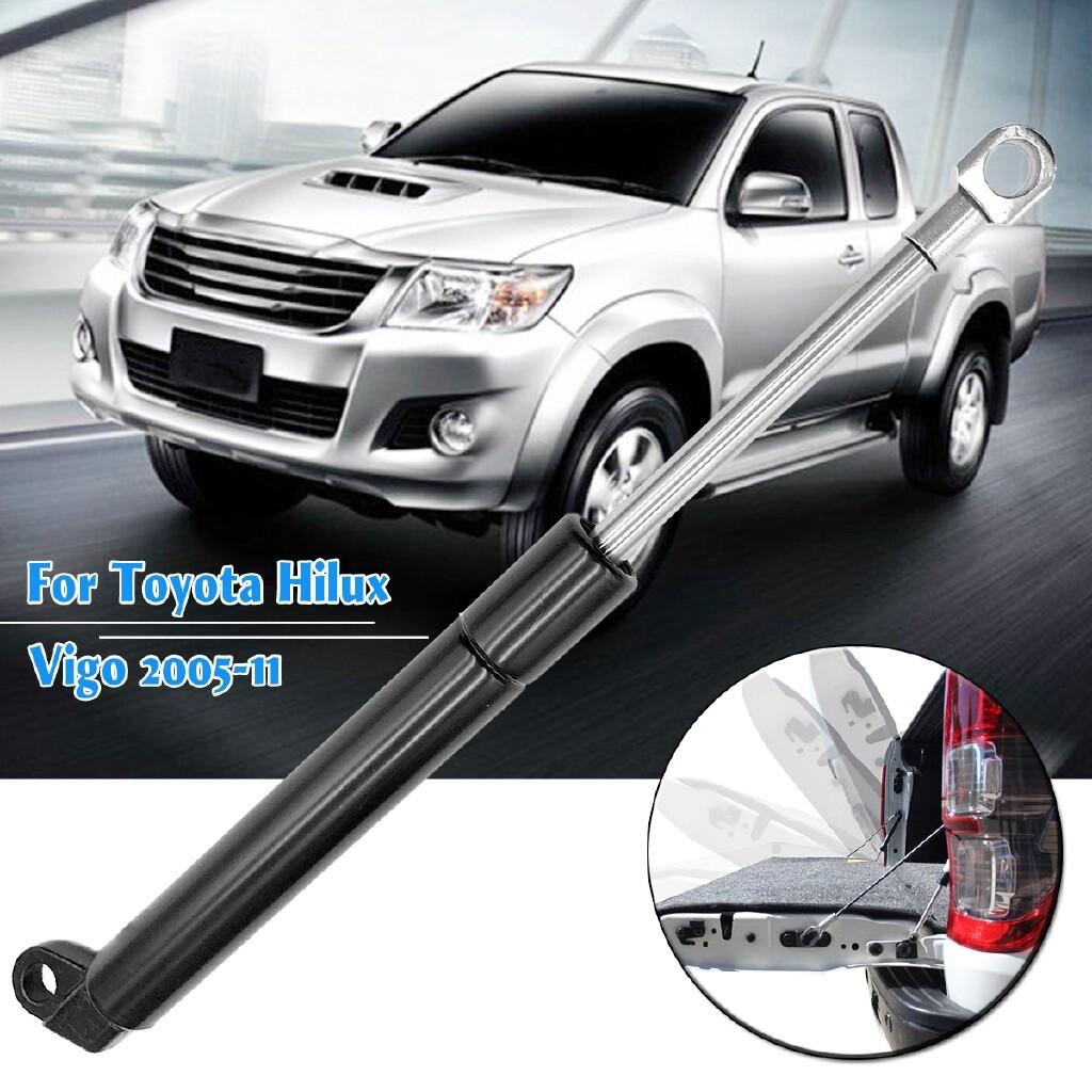 Engine Parts - Tailgate Strut Kit Rear Gas Strut Damper Slow Down For Toyota Hilux Vigo - Car Replacement