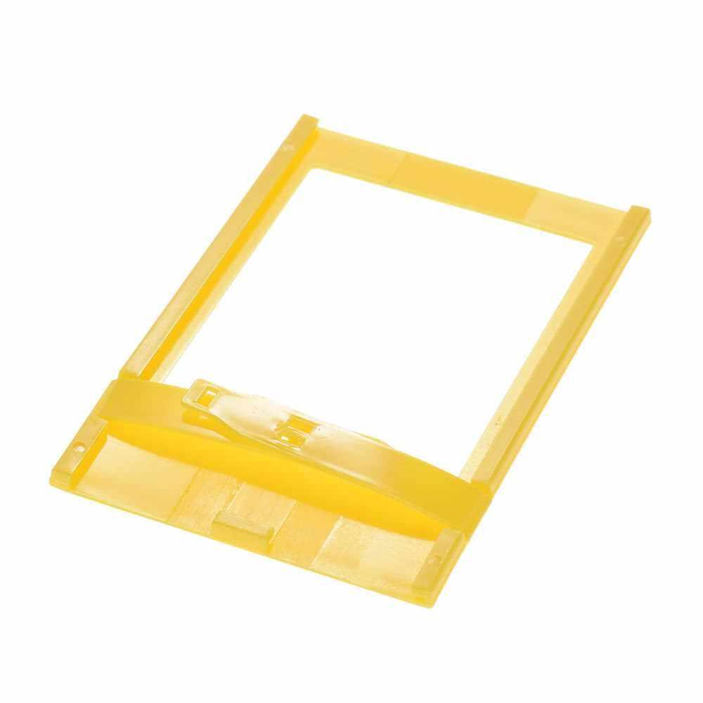 "Andoer 3"" Mini Plastic Table Photo Frame for Fujifilm Instax mini 8 7s 90 25 50s 9 SP-1 SP-2 Film, 10 Pack, 5 Colors (Multi-Clolor)"