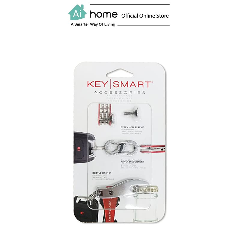 KEYSMART Accessories Pack (EP-14,QD,BO) [ Ai Home ] KEYSMART Pack