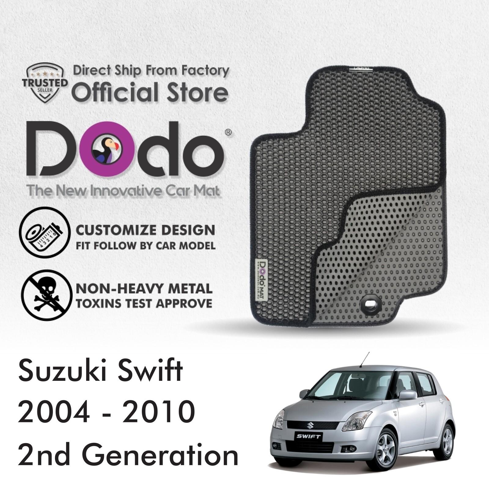 Dodo® Car Mat / Suzuki Swift / 2010-2017/ 2nd Gen
